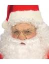 Lunettes du Père Noël, Ronde, dorée
