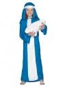 Déguisement marie bleu et blanc   Déguisement Enfant
