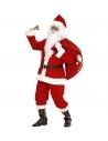 Lunettes  du Père Noël, Rectangulaire, dorée