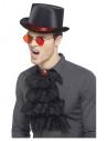 Set Gothique Adulte (chapeau haut de forme, lunettes, col)