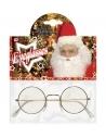 Pack Père Noël Professionnel (déguisement et 9 accessoires)