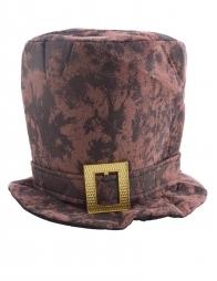 Chapeau Steampunk souple avec boucle