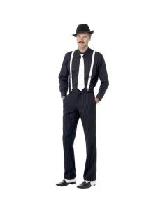 Costume gangster homme   Déguisement