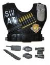 Set Police swat 6 pièces