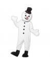 Déguisement mascotte bonhomme de neige   Déguisement Homme