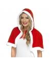 Mini-cape Mère Noël | Déguisement