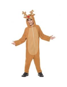 Combinaison renne de Noël garçon   Déguisement Enfant