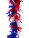Boa bleu, blanc, rouge - France  2m  45gr