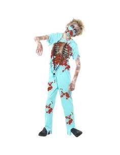 Déguisement enfant zombie chirurgien | Déguisement Enfant