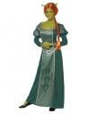 Déguisement Fiona de Shrek - Femme (robe, perruque et serre-tête oreilles)