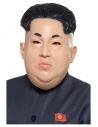 Masque intégral de Dictateur Coréen (Latex -Adulte)