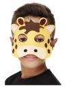 Masque de girafe en feutre avec Élastique (enfant)