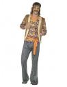 Déguisement hippie homme années 60