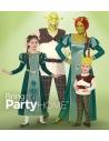 Costume Shrek (haut, pantalon, masque et gants)