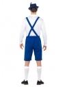 Déguisement Bavarois Bleu Homme