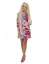 Déguisement de Totally Hair Barbie, Rose (robe, perruque et extensions de cheveux)