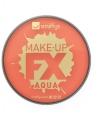 Maquillage à l'eau Orange pour visage et corps