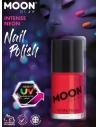 Vernis à ongles UV Néon rouge intense - Cosmic Moon