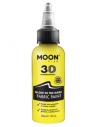 Peinture Tissu Jaune 3D Glow In The Dark 30 ml - Cosmic Moon
