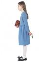 Costume Matilda Roald Dahl (robe, livre et triton)