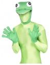 Capuche grenouille avec gants