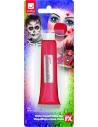 Tube de crème maquillage rouge à l'eau (tube 28 ml)