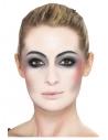 Set maquillage vampire (crocs, maquillage visage, faux sang, éponge)