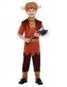 Déguisement viking enfant (haut, pantalon et chapeau)