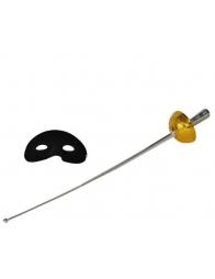 Set Zorro (masque et épée)
