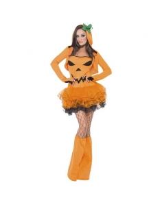 Déguisement citrouille robe tutu fever | Déguisement