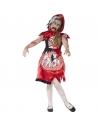 Déguisement zombie enfant petit chaperon rouge (robe et chapeau) | Déguisement Enfant