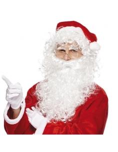 Barbe de Père Noël classique   Accessoires