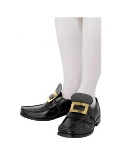 Boucle de chaussure dorée | Accessoires