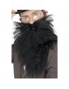 Barbe longue et moustaches noire | Accessoires