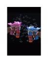 Pistolet à bulles dauphin, bleu ou rose