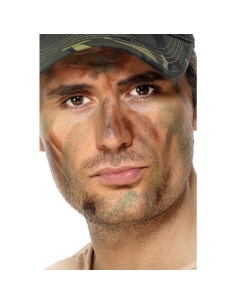 Maquillage armée 3 couleurs | Accessoires