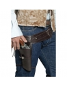 Ceinture holster simple bandit armé western | Accessoires