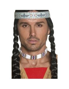 Collier femme tour de cou indien | Accessoires