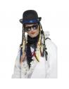Chapeau caméléon avec tresses multicolores | Accessoires
