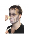 Kit maquillage zombie ( maquillage, faux sans, latex liquide, chair, crayons, applicateurs)