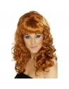 Perruque Cindy rousse | Accessoires