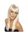 Perruque glamourama blonde | Accessoires