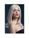 Perruque Sophia sexy 43 cm, blonde | Accessoires