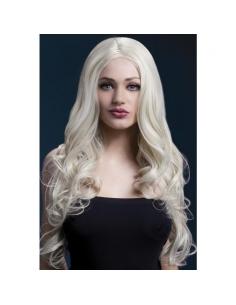 Perruque Rhianne sexy 66 cm, blonde   Accessoires