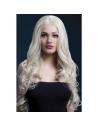 Perruque Rhianne sexy 66 cm, blonde | Accessoires