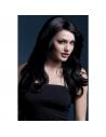 Perruque Nicole sexy 66 cm, noire   Accessoires