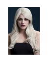 Perruque Fever Nicole sexy 66 cm, blonde | Accessoires
