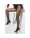 Collants résille noir taille XL | Accessoires