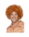 Perruque afro rousse | Accessoires