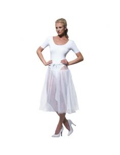 Jupon années 50 blanc | Accessoires